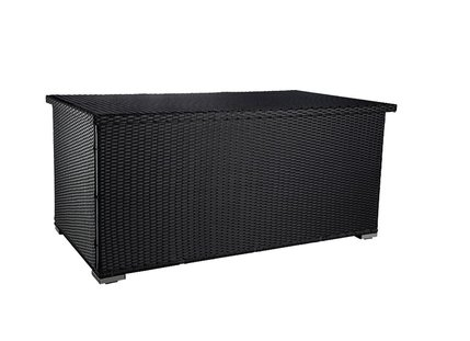 keter gartentruhe kissenbox xxl kunststoff gartentruhe. Black Bedroom Furniture Sets. Home Design Ideas