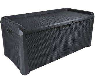 garten aufbewahrungsbox mit deckel kaufen. Black Bedroom Furniture Sets. Home Design Ideas