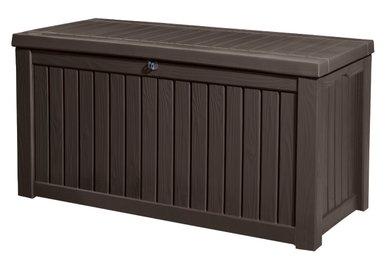 garten auflagenbox kaufen wasserdicht xxl neu. Black Bedroom Furniture Sets. Home Design Ideas