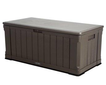 rollbare garten auflagenbox rattan sch ne rattan auflagenbox. Black Bedroom Furniture Sets. Home Design Ideas