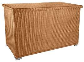 gro e garten auflagenbox rattan wasserdichte auflagenbox. Black Bedroom Furniture Sets. Home Design Ideas
