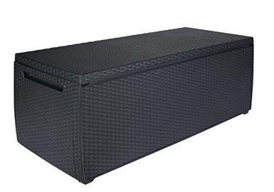 gro e garten auflagenbox rattan im test. Black Bedroom Furniture Sets. Home Design Ideas