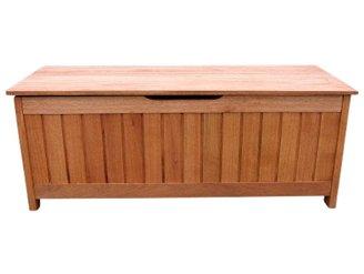 holz gartentruhe aus eukalyptus holz im test. Black Bedroom Furniture Sets. Home Design Ideas